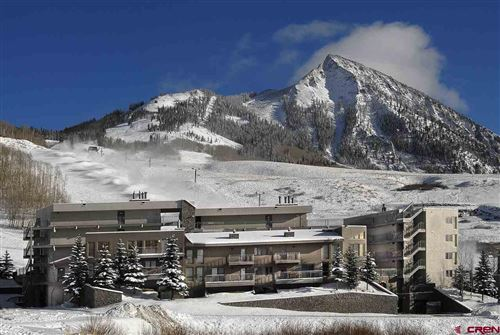 Photo of 18 Snowmass Road, Mt. Crested Butte, CO 81225 (MLS # 767337)
