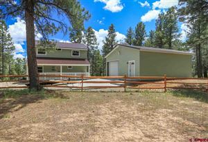 Photo of 472 Monument Avenue, Pagosa Springs, CO 81147 (MLS # 760349)