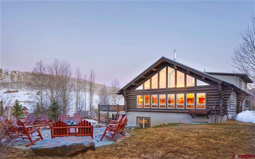 Photo of 790 Gothic Road, Mt. Crested Butte, CO 81225 (MLS # 781368)