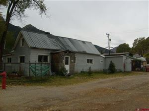 Photo of 867 MINERAL, Silverton, CO 81433 (MLS # 763376)