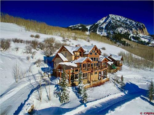 Photo of 3 Forest Lane, Mt. Crested Butte, CO 81225 (MLS # 750377)