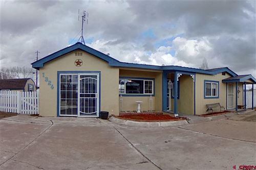 Photo of 1324 Mesa Verde Street, Cortez, CO 81321 (MLS # 776377)