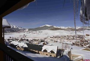 Photo of 70 Hunter Hill Road, Mt. Crested Butte, CO 81225 (MLS # 741380)