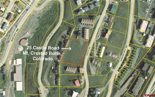 Photo of 25 Castle Road, Mt. Crested Butte, CO 81225 (MLS # 750401)