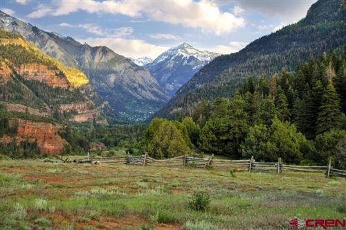 Photo of 2901 County 17 Road Road, Ouray, CO 81427 (MLS # 716407)