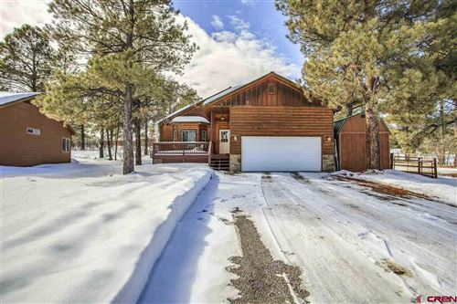 Photo of 1630 Lake Forest Circle, Pagosa Springs, CO 81147 (MLS # 778409)