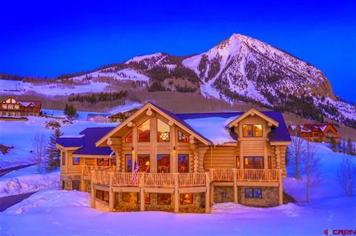 Photo of 40 Summit Road, Mt. Crested Butte, CO 81225 (MLS # 768415)