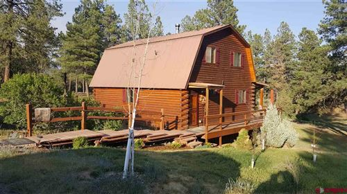 Photo of 300 Whispering Wood Drive, Pagosa Springs, CO 81147 (MLS # 762424)