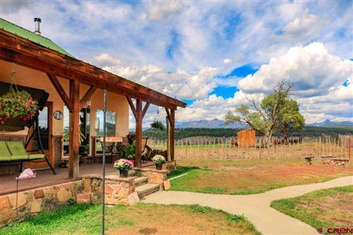 Photo of 1200 Tierra Del Oro Drive, Pagosa Springs, CO 81147 (MLS # 771433)