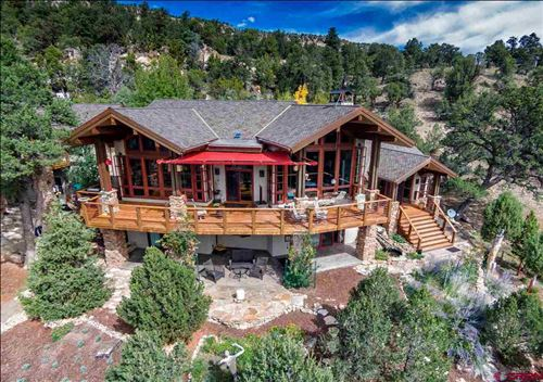Photo of 354 Pleasant Valley Drive, Ridgway, CO 81432 (MLS # 752436)