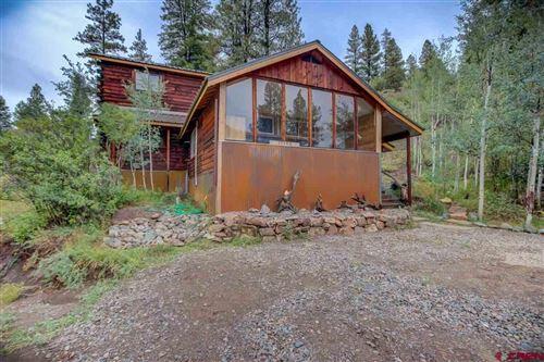 Photo of 11100 Hwy 84, Pagosa Springs, CO 81147 (MLS # 774436)