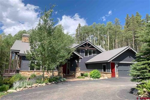 Photo of 2074 Wildcat Trail, Crested Butte, CO 81224 (MLS # 753439)