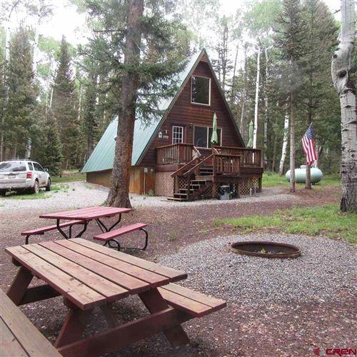 Photo of 1800 Spruce Road, Cimarron, CO 81220 (MLS # 773440)