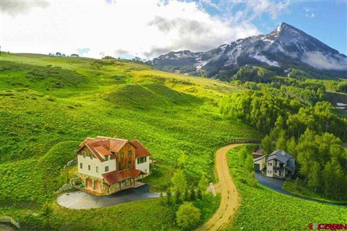 Photo of 67 Cinnamon Mountain Road, Mt. Crested Butte, CO 81225 (MLS # 781440)