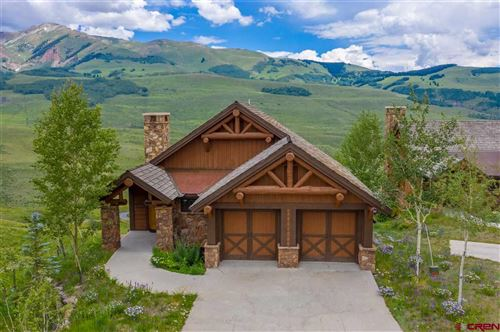 Photo of 39 Wildhorse Trail, Mt. Crested Butte, CO 81225 (MLS # 761445)