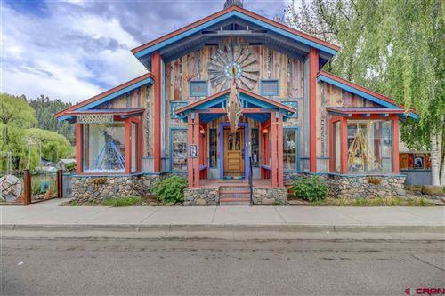 Photo of 251 Pagosa Street, Pagosa Springs, CO 81147 (MLS # 770446)