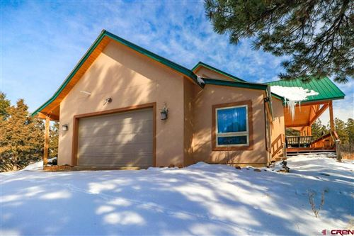 Photo of 389 Squirrel Drive, Pagosa Springs, CO 81147 (MLS # 764450)