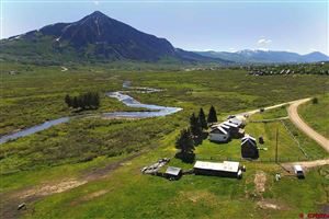 Photo of 594 County Road 4 Road, Crested Butte, CO 81224 (MLS # 750453)