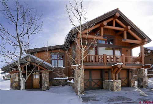 Photo of 22 Appaloosa Road, Mt. Crested Butte, CO 81225 (MLS # 765455)