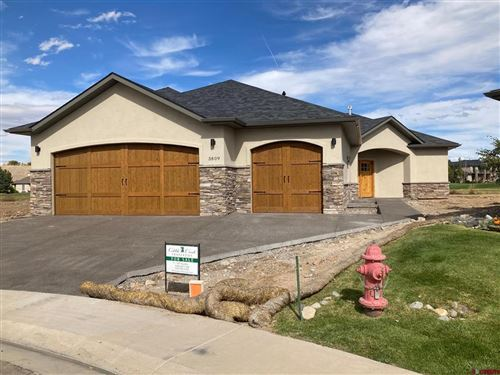 Photo of 3809 McMasters Place, Montrose, CO 81403 (MLS # 787458)