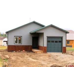 Photo of 2064 Park Avenue, Pagosa Springs, CO 81147 (MLS # 759461)