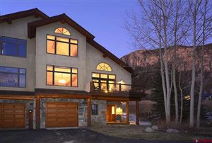 Photo of 22 Links Lane, Crested Butte, CO 81224 (MLS # 764470)