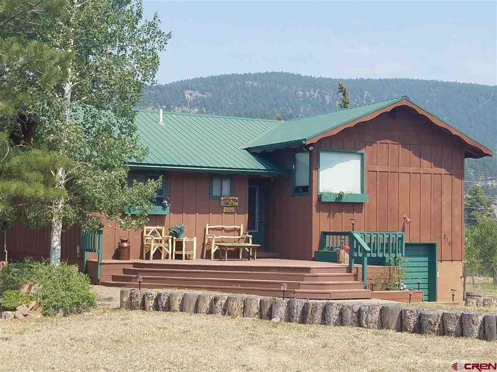 Photo of 510 Conifer Drive, South Fork, CO 81154 (MLS # 758474)