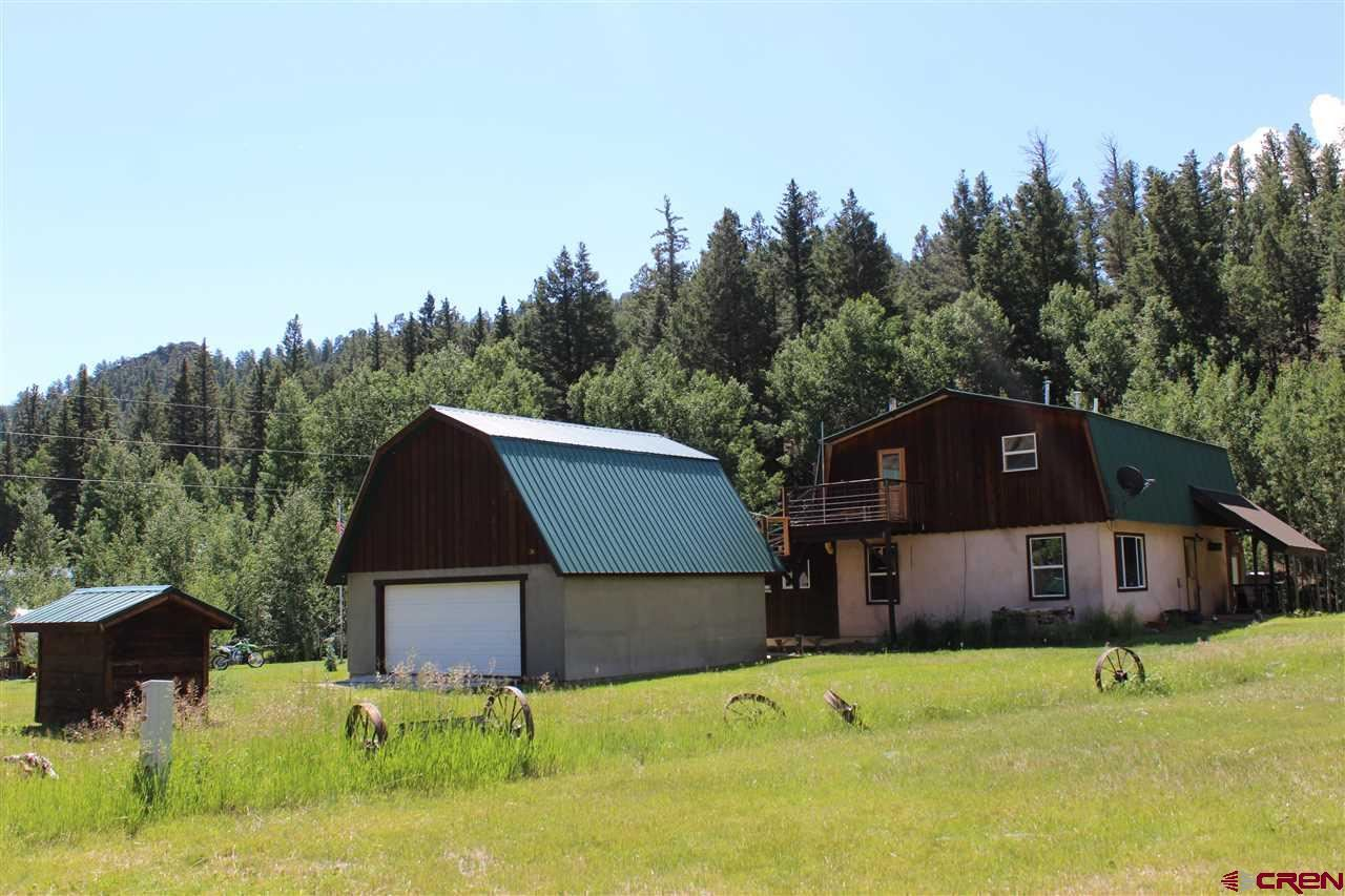 Photo for 11381 Castle Rock Road, Del Norte, CO 81132 (MLS # 778476)