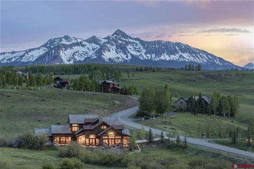 Photo of 160 Adams Ranch Road, Mountain Village, CO 81435 (MLS # 770481)