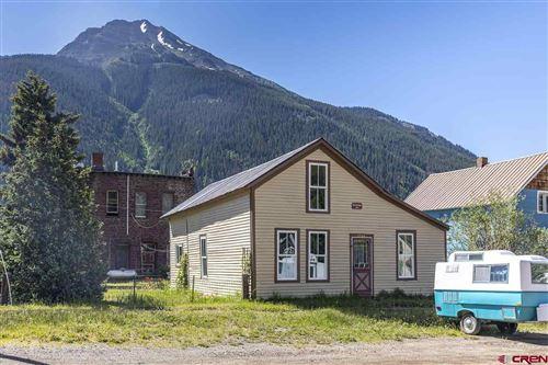 Photo of 1364 Reese Street, Silverton, CO 81433 (MLS # 783481)