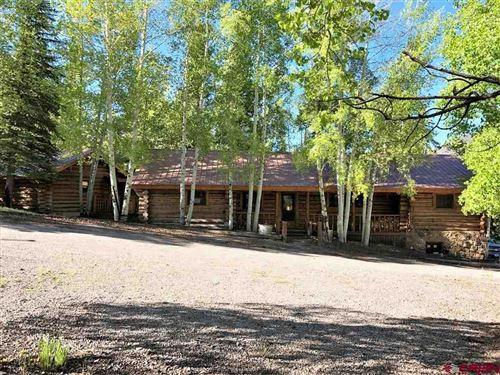 Photo of 5572 Eaton Creek, Lake City, CO 81235 (MLS # 778484)