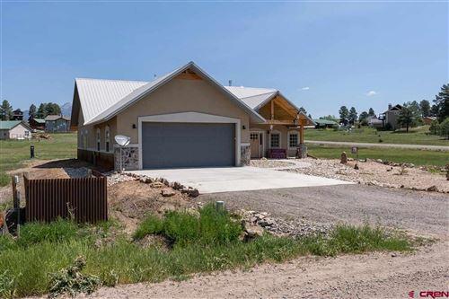 Photo of 45 Hills Circle, Pagosa Springs, CO 81147 (MLS # 783484)