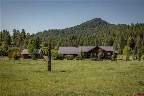 Photo of 1185 Hersch Avenue, Pagosa Springs, CO 81147 (MLS # 783485)