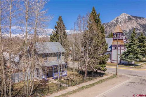 Photo of 329 Maroon, Crested Butte, CO 81224 (MLS # 769486)