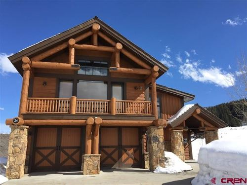 Photo of 24 Appaloosa Road, Mt. Crested Butte, CO 81225 (MLS # 768491)