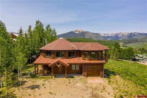 Photo of 17 Anthracite Drive, Mt. Crested Butte, CO 81225 (MLS # 783494)