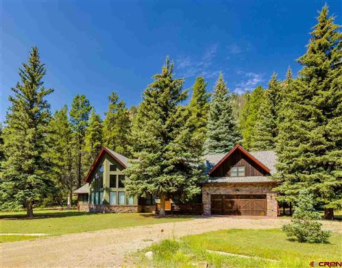 Photo of 679 County Road 54, Almont, CO 81210 (MLS # 759509)
