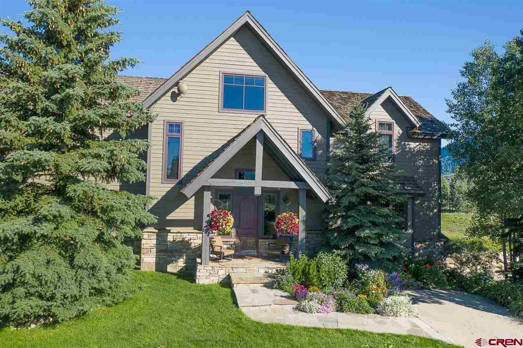 269 Fairway Drive, Crested Butte, CO 81224 - #: 761514