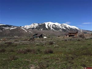 Photo of 501 Anderson Drive, Crested Butte, CO 81224 (MLS # 752515)