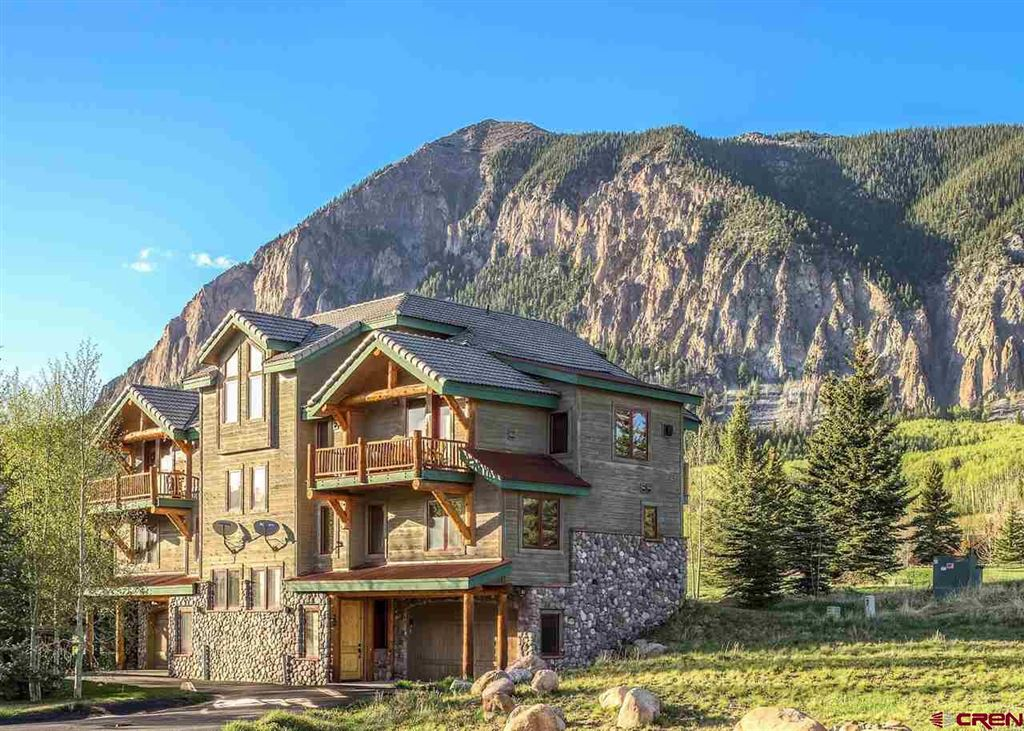22 Birdie Way, Crested Butte, CO 81224 - #: 745517