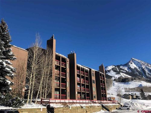 Photo of 25 Emmons Road, Mt. Crested Butte, CO 81225 (MLS # 752522)