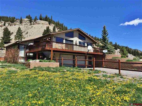 Photo of 2353 Elk Road, Lake City, CO 81235 (MLS # 766524)