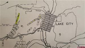 Photo of Lake Mining District, Lake City, CO 81235 (MLS # 746529)