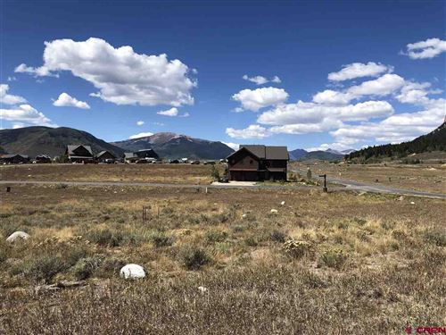 Photo of 19 Bridle Spur Way, Crested Butte, CO 81224 (MLS # 774532)