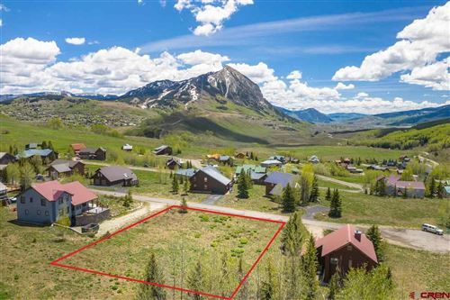 Photo of 61 Slate Lane, Crested Butte, CO 81224 (MLS # 767537)