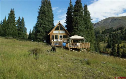 Photo of TBD Hinsdale County 20 Road, Lake City, CO 81235 (MLS # 770548)