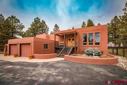 Photo of 82 Castle Place, Pagosa Springs, CO 81147 (MLS # 776550)