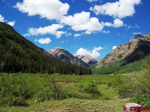 Photo of TBD Hinsdale County Road 20, Lake City, CO 81235 (MLS # 770554)