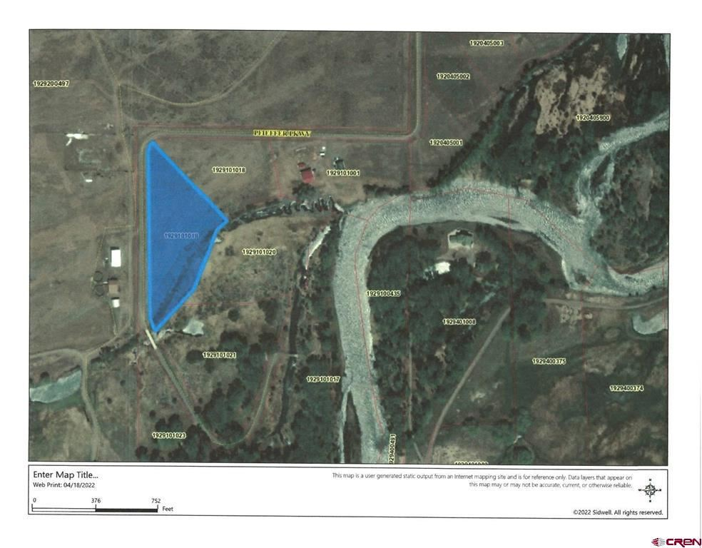 Photo of 0 County Road 15, South Fork, CO 81154 (MLS # 761563)