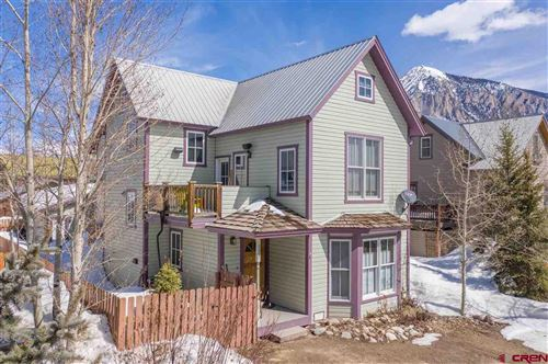 Photo of 725 Red Lady  Avenue, Crested Butte, CO 81224 (MLS # 767565)